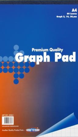Graph Pad 80 Page A4