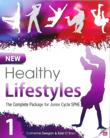 New Healthy Lifestyles 1 - The Complete Package for Junior Cycle SPHE
