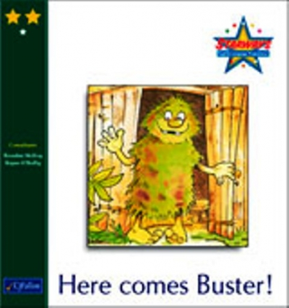 Here Comes Buster! - Core Reader 1 - Starways Stage Two - First & Second Class