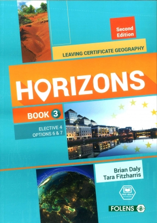 Horizons Book 3 2nd Edition - Elective 4 Options 6 & 7