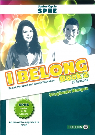 I Belong - Book 2 - Junior Certificate SPHE