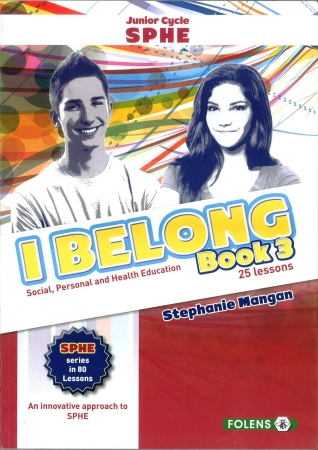 I Belong - Book 3 - Junior Certificate SPHE