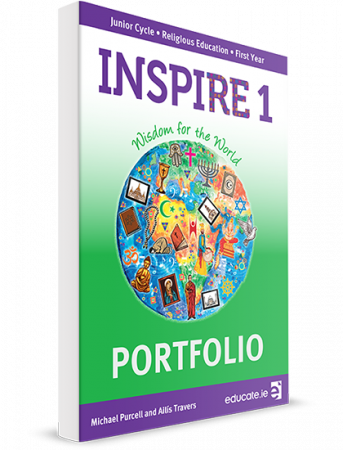 Inspire 1 Portfolio - Junior Cycle Religion