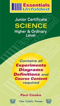 Essentials Unfolded Science - Junior Certificate - Higher & Ordinary Level