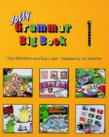 Jolly Phonics Grammar Big Book 1