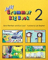 Jolly Phonics Grammar Big Book 2