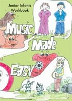 Music Made Easy Junior Infants Workbook