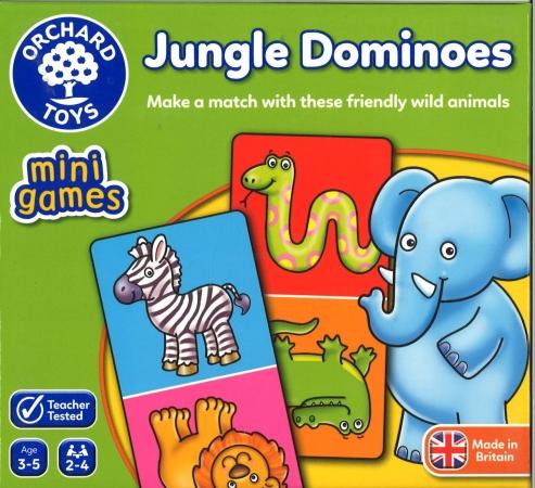 Jungle Dominoes