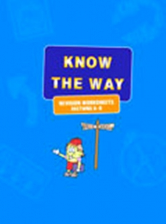 Know The Way Revision Worksheets - Sections A-D