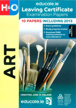 Leaving Cert Art Higher & Ordinary Level - Includes 2018 Exam Papers