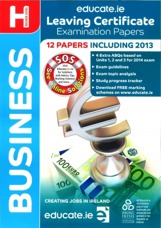 Leaving Cert Business Higher Level - Includes 2014 Exam Paper