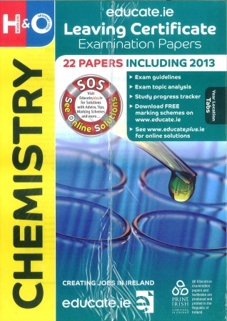 Leaving Cert Chemistry Higher & Ordinary Level - Includes 2018Exam Papers