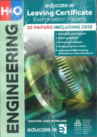 Leaving Cert Engineering Higher & Ordinary Level Papers - Includes 2018 Exam Papers