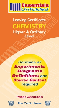 Essentials Unfolded Chemistry - Leaving Certificate - Higher & Ordinary level