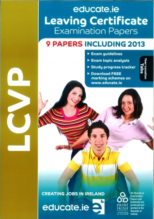 Leaving Cert LCVP - Includes 2016 Exam Paper