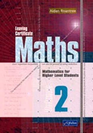 Leaving Certificate Maths Volume 2 Higher Level