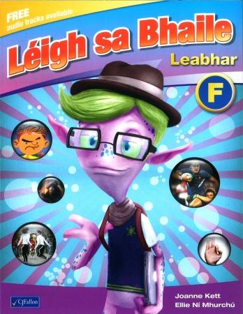Léigh Sa Bhaile Leabhar F - 6th Class Textbook