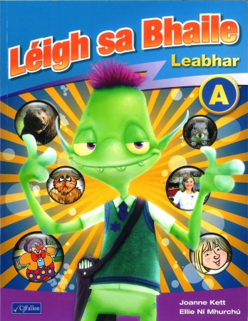 Léigh Sa Bhaile Leabhar A - 1st Class Textbook