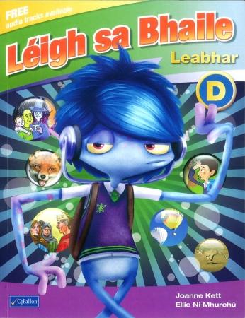 Léigh Sa Bhaile Leabhar D - 4th Class Textbook