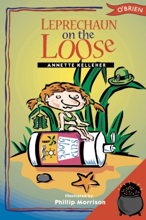 Leprechaun On The Loose - Annette Kelleher