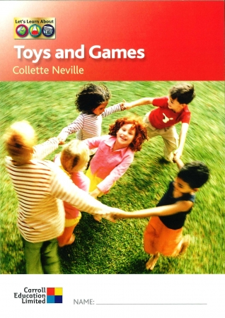 Let's Learn About Toys & Games