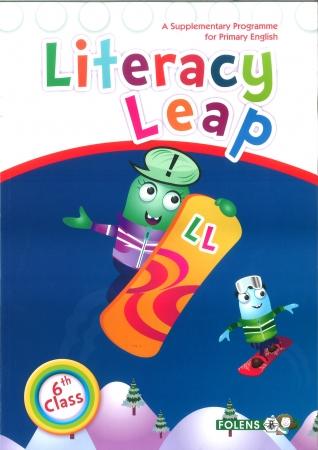 Literacy Leap 6 - Sixth Class