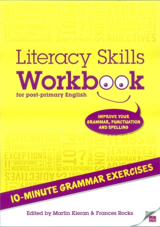 Literacy Skills Workbook For Post-Primary English