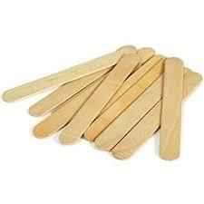 Lolli-pop sticks natural 500 pack
