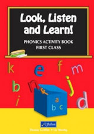 Look, Listen & Learn 1st Class