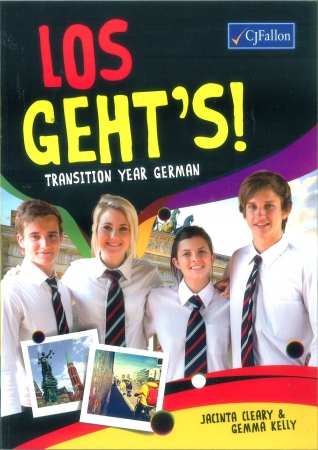 Los Geht's! - Transition Year German
