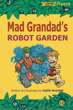 Mad Grandad's Robot Garden