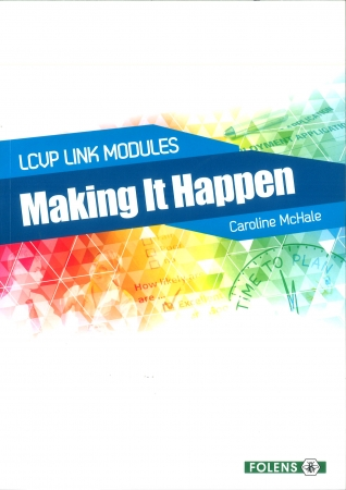 Making It Happen Textbook - 2nd Edition - Leaving Certificate LCVP