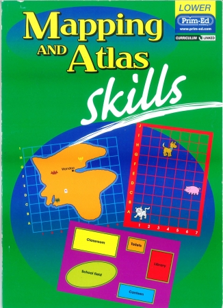 Mapping & Atlas Skills - Lower Primary