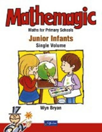 Mathemagic Junior Infants Single Volume