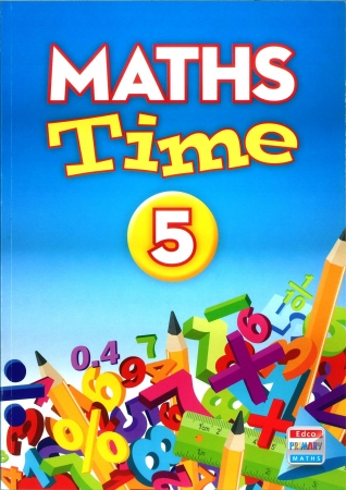 Maths Time 5 - Fifth Class