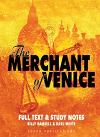 The Merchant Of Venice - Junior Cert English - Forum Shakespeare Series