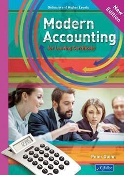 Modern Accounting - Ordinary & Higher Levels - Leaving Certificate