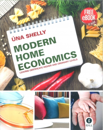 Modern Home Economics Pack - Textbook & Student Handbook - Leaving Certificate Higher & Ordinary Level - Includes Free eBook