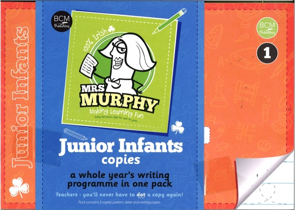 Mrs Murphy - Junior Infants Copies