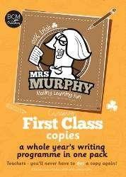 Mrs Murphys Copies 1st Class