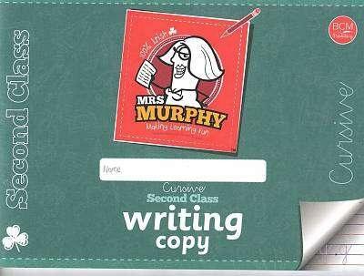 Mrs Murphys Copies 2nd Class