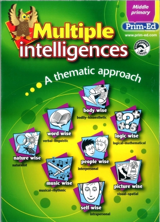 Multiple Intelligences - A Thematic Approach - Middle Primary