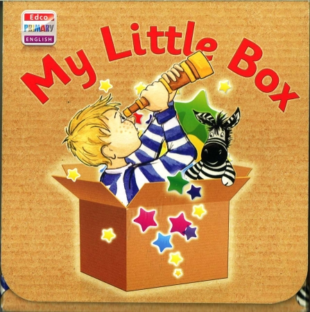 My Little Box of 10 Readers - Big Box Adventures - Junior Infants