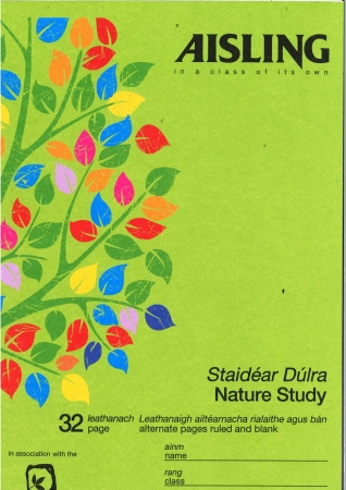 Nature Study Copy 32 Page