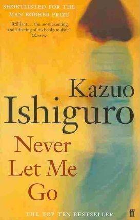 Never Let Me Go - Kazuo Ishiguro
