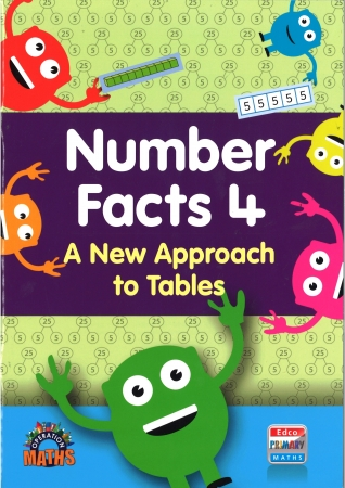 Number Facts 4 - Fourth Class