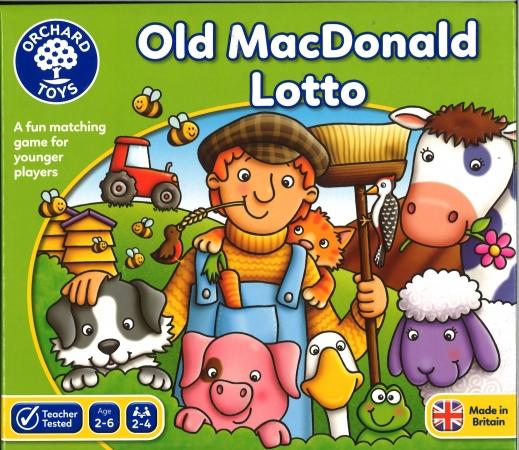 Old macdonald lotto