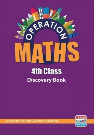 Operation Maths 4 - Discovery & Assessment Pack