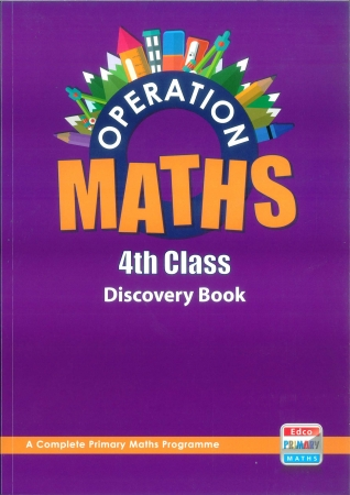 Operation Maths 4 - Discovery Book