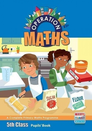 Operation Maths 5 - Pupil's Book